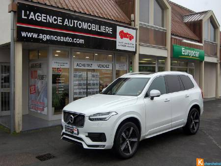 Volvo XC90 D5 Awd 235ch R-design Geartronic 7 Pl