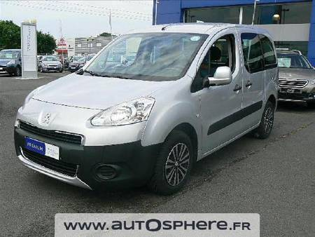Peugeot Partner 1.6 HDi92 FAP Active 7 places