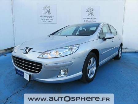 Peugeot 407 1.6 HDi FAP Pack Limited