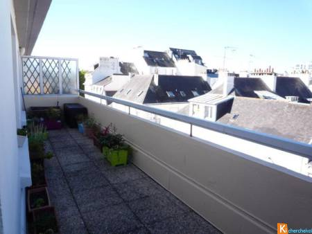 Appartement - Centre ville - LORIENT