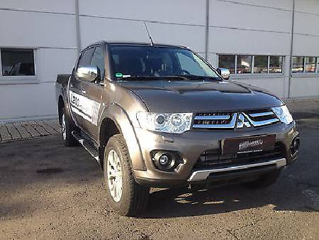 Mitsubishi L200 Pick Up 4x4 DPF Plus Double Cab