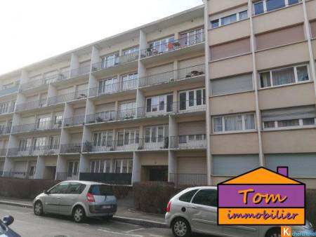 Lumineux appartement type F2 - Mulhouse