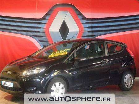 Ford Fiesta 1.4 TDCi Ambiente 3p