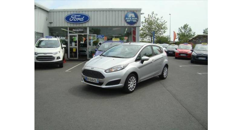 Ford Fiesta 1.0 EcoB 100ch Trend S&S 5p MY