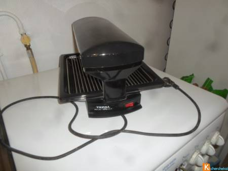 BARBECUE   INTERIEURE GRILL MIXT  TEFAL