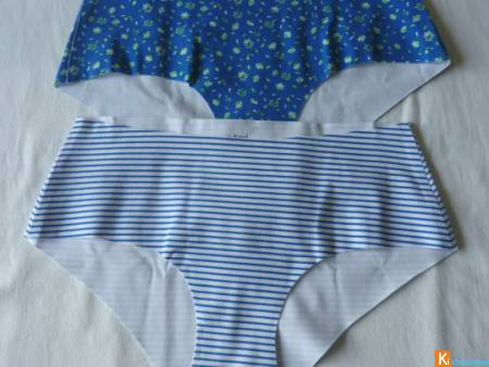 Lot 2 culottes invisible taille M neuf (375)