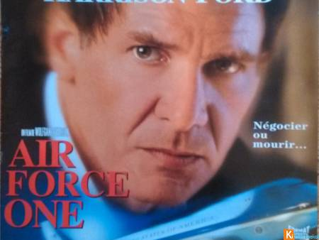 Air Force One (Laserdisc / LD)