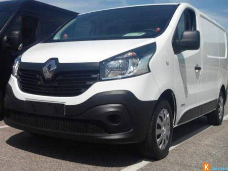 Renault Trafic Fg L1h1 1200 1.6 Dci 125ch Grand Confort