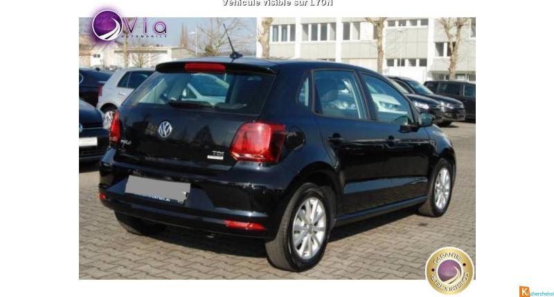 Volkswagen POLO 1.4 Tdi 75 Bluemotion Technology Série Spéciale Lounge