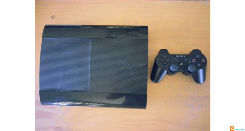Playstation 3 Ultra Slim 112 GO + GTA V