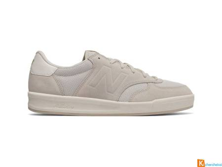 NEW BALANCE Baskets En Cuir-Gris Ta.44.5/10Uk NEUF