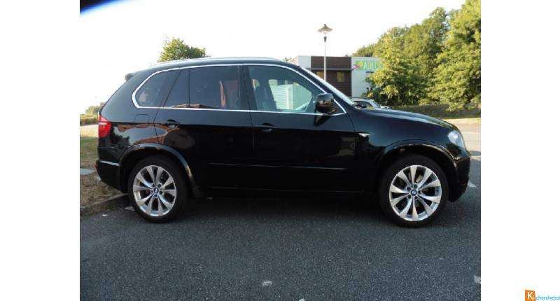 Bmw X5 3.0 Sda 286 Luxe