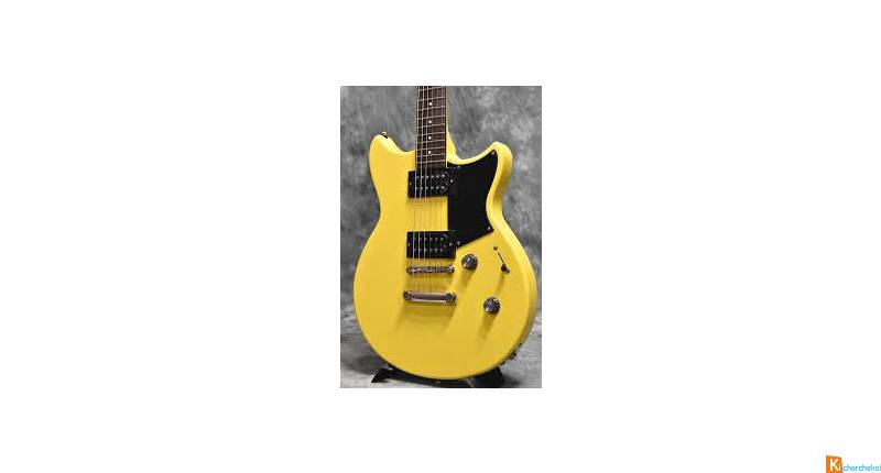 Guitare yamaha rs 320 yellow