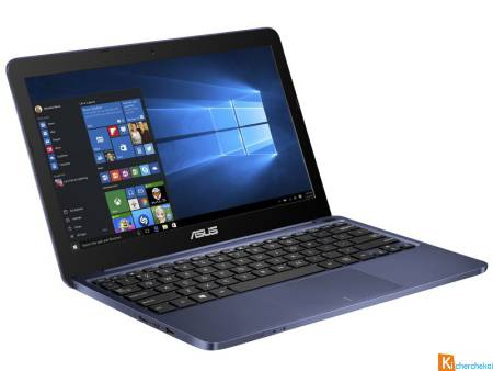PC PORTABLE ASUS EeeBook X206HA-FD0077T Bleu