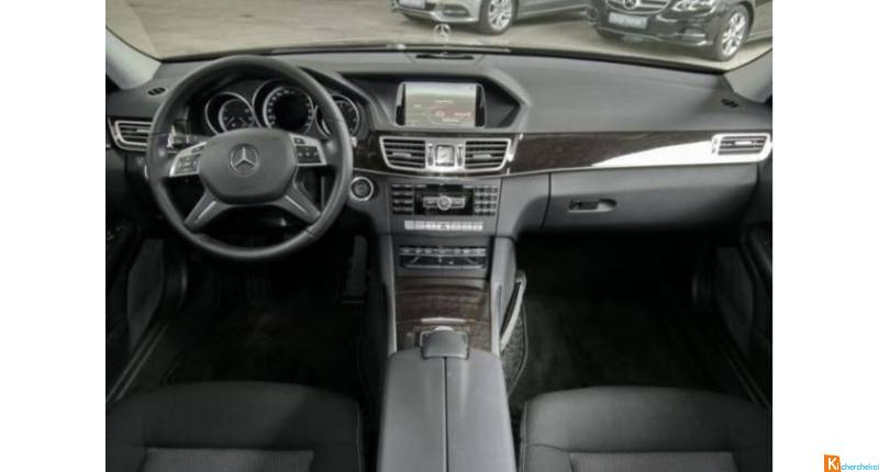 Mercedes CLASSE E 350 Bluetec Fascination A