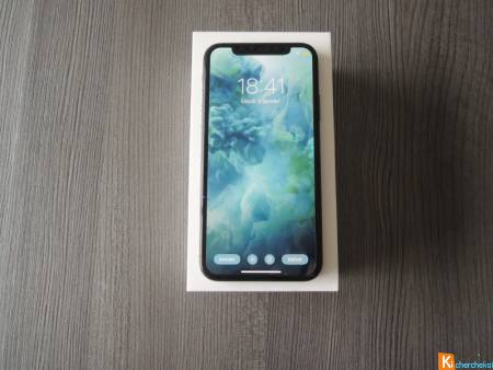 iPhone X 64 Go sous GARANTIE