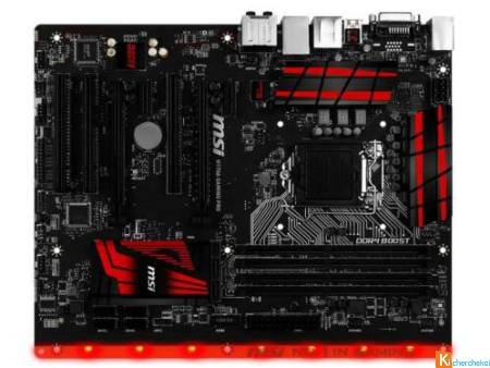 msi H170A GAMING PRO Supports 6th Gen Intel® Core