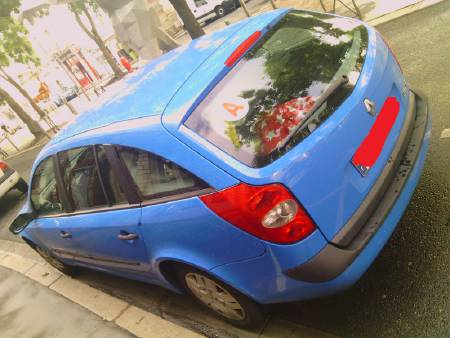 Renault Estate 1850€ negociable CT OK c.grise ok