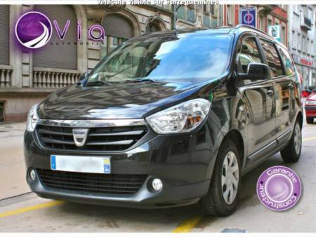 Dacia Lodgy 1.5 dCI 110 FAP 5 places Lauré