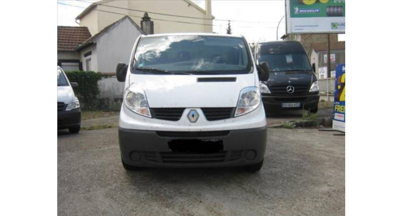 Renault Trafic l2h1  2.0 DCI 115 GRAND CONFORT