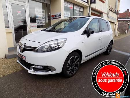Renault Scenic 1.2 Tce 130 Ch Bose + Toit Ouvrant