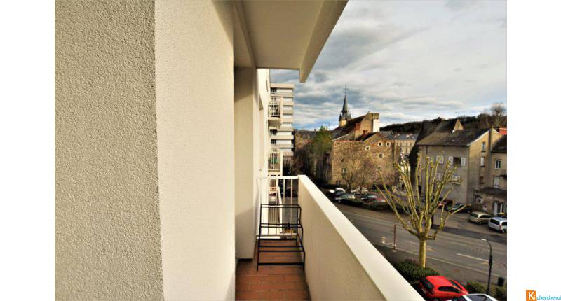 APPARTEMENT T4 CUSSET CENTRE