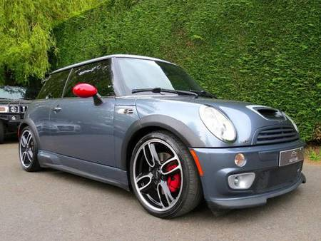 MINI John Cooper Works GP LIMITED EDITION 218 CV