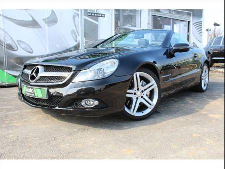 Mercedes-Benz SL 350 pack sport