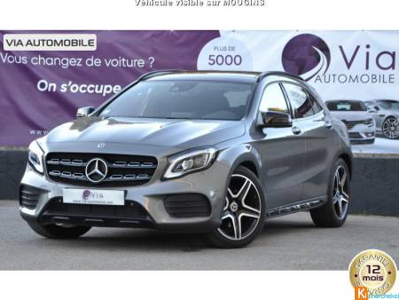 Mercedes CLASSE GLA 220 Bva Fascination Pack Amg 1er Main