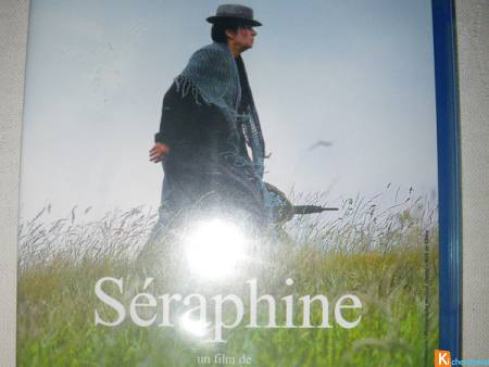 Blu-ray: Séraphine (Sous blister)