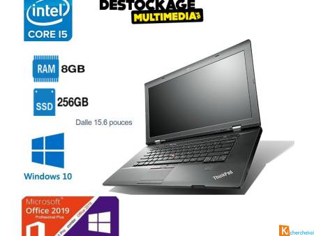 PC Portable Lenovo ThinkPad L530 - 15.6'' HD