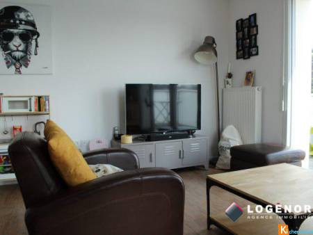 APPARTEMENT LUMINEUX 2 CHAMBRES + PARKING - Wattrelos