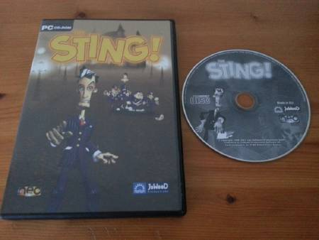 Jeu PC The Sting