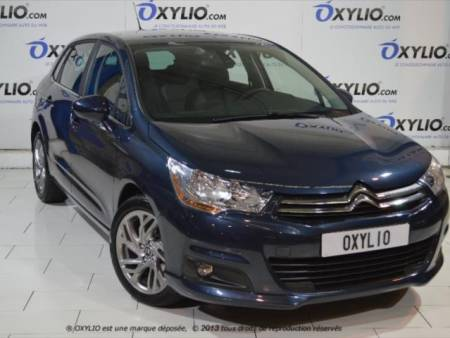 Citroen C4 II 1.6 E-HDI 115 Collection +G