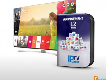 ✅12 MOIS IPTV FHD ANDROID SMART TV MAG KODI M3U