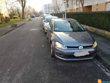 GOLF 7 1.6 Tdi finition Highline
