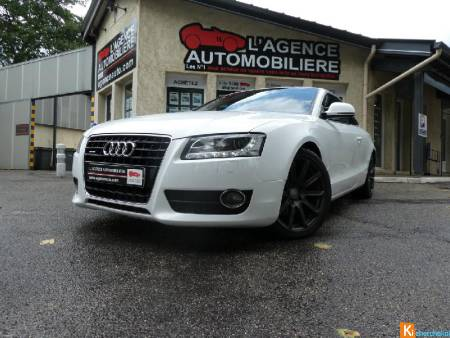 Audi A5 3.0 V6 Tdi 240ch Ambition Luxe Quattro Tiptronic