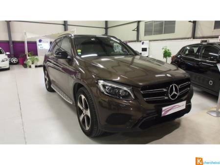 Mercedes CLASSE GLC Glc 220 D - Bv 9g-tronic  - Bm X253 Fascination 4-matic Phase 1