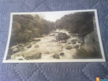 Photo Ancienne - Torrent en crut...