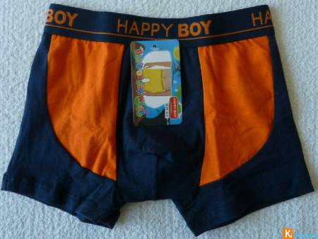 Boxer taille 4-6 ans neuf HAPPY BOY (32)