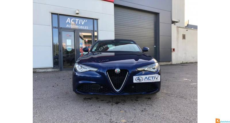 Alfa Romeo GIULIA 2.2 Jtd 150ch Super At8