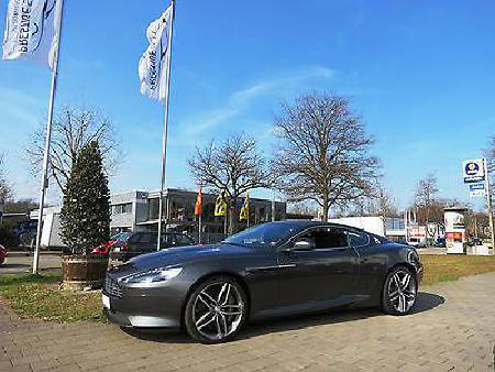 Aston Martin DB9 Coupe Toucht