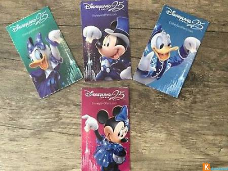 Disneyland Paris Billet