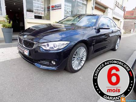 Bmw SERIE 4 COUPE  430 D 258 Cv Luxury A