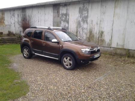 duster 44 dci 110