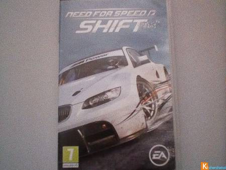 Need for Speed : Shift PSP