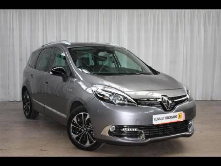 Renault Grand Scenic iii dCi 130 Energy FAP eco2 Bose Edition 7 pl