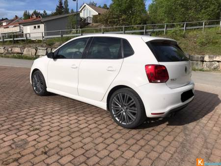 vw polo 105cv berline