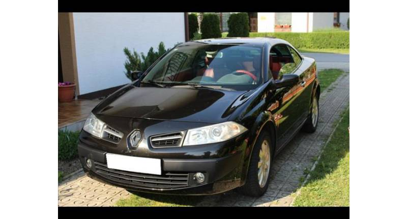 RENAULT MEGANE II 1.5 dCi100 Confort Authent.