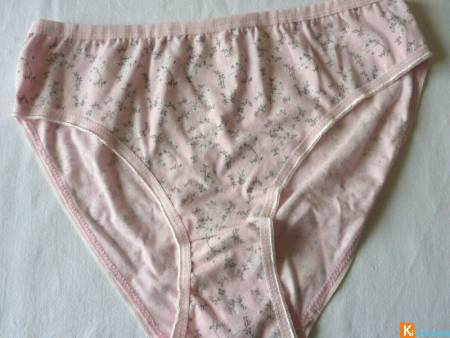 Culotte rose taille M neuf DIVAMORE (206)